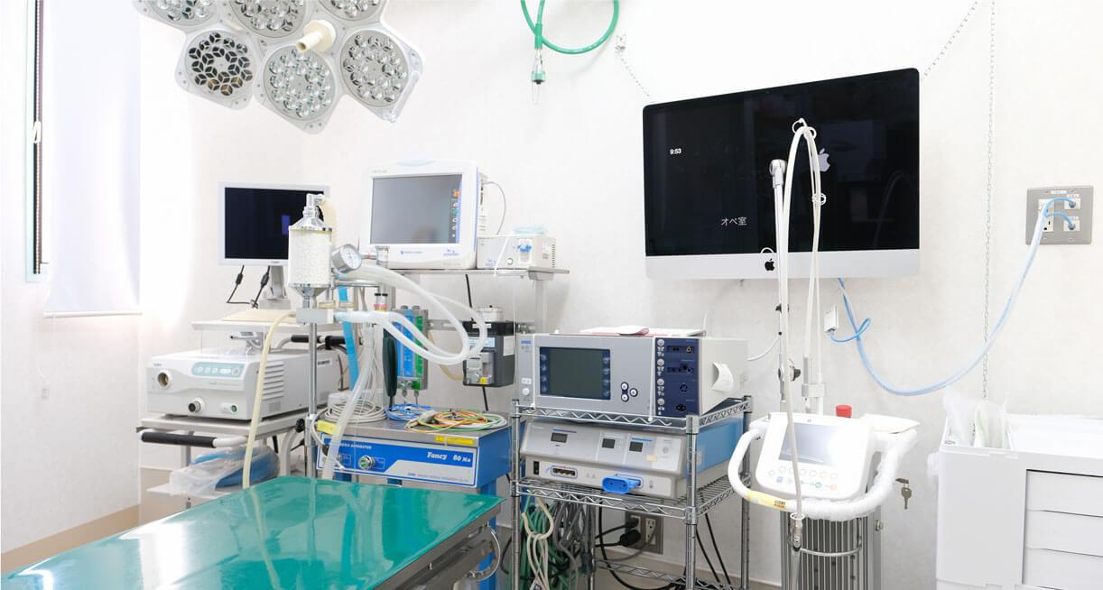 腫瘍科診療風景